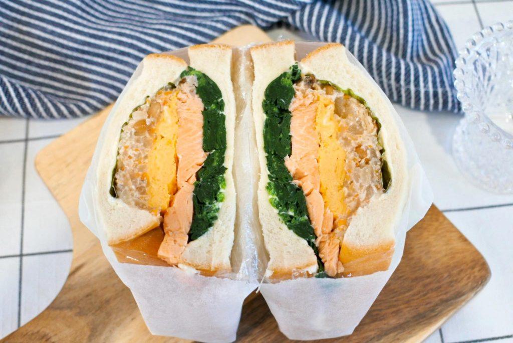 eat me sandwich(イートミーサンドイッチ )/ しもつかれサンドイッチ