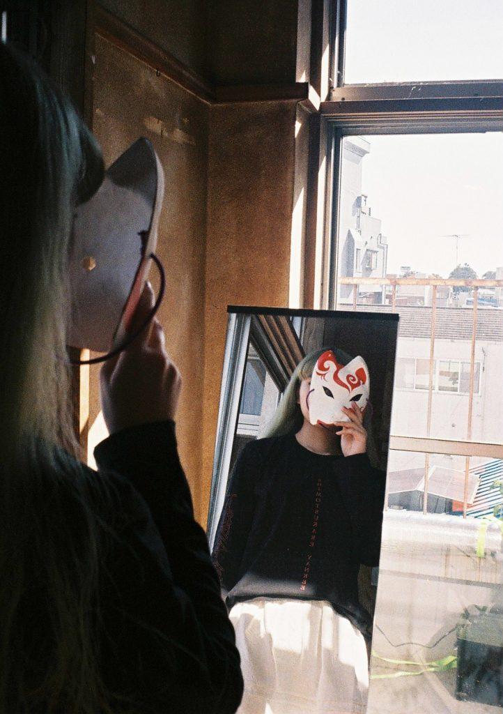 しもつかれウィーク2021ポスター撮影鏡