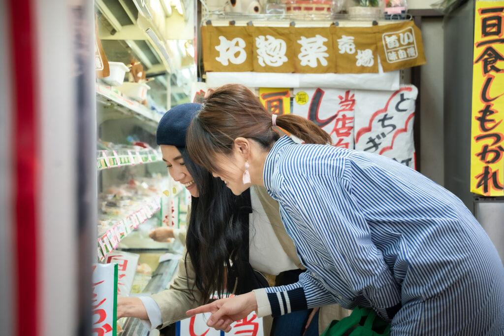 栃木市しもつかれ散歩かねふくストア